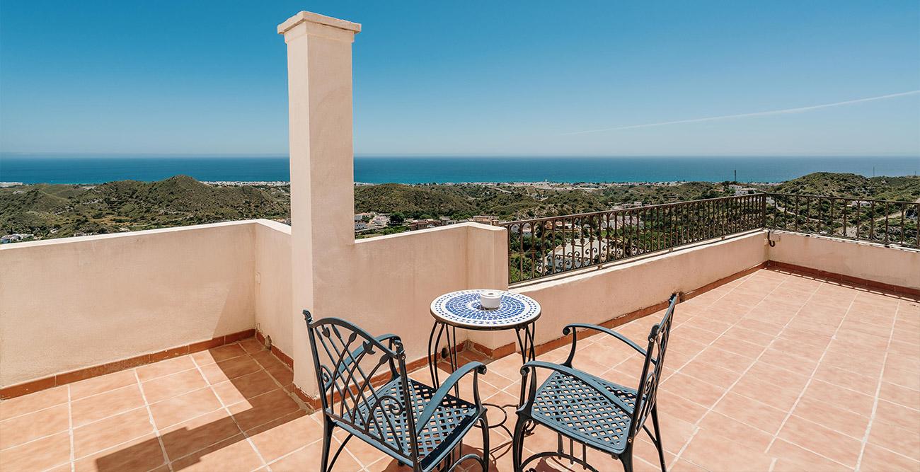 hotel mamables terraza
